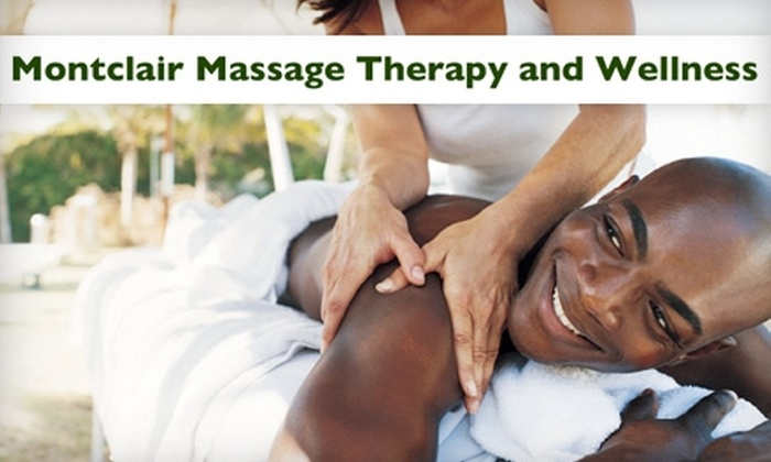 Montclair Massage Therapy and Wellness - North Jersey: $50 for a 60-Minute Swedish Massage at Montclair Massage Therapy and Wellness in Montclair ($100 Value)