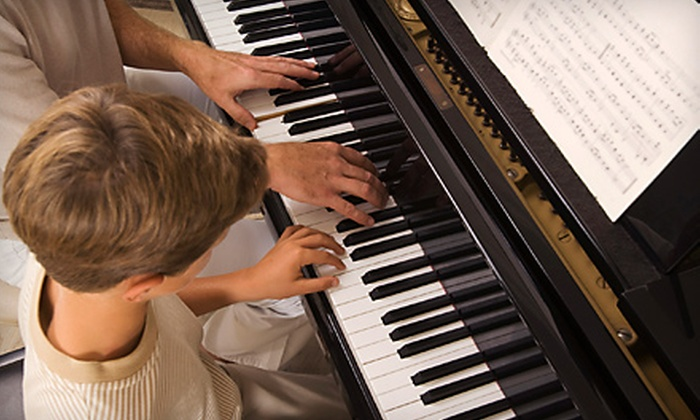 Bergen Academy of Music and Art - Multiple Locations: $69 for Four 30-Minute Music Lessons at Bergen Academy of Music and Art ($168 Value). Two Locations Available.