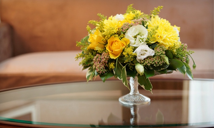 Yellow Rose Florist - South Bend: $25 for $50 Worth of Floral Arrangements from Yellow Rose Florist
