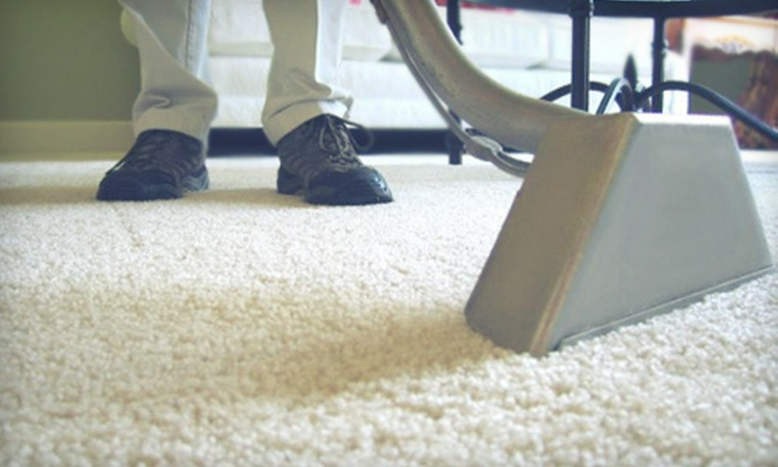 Beluga Cleaning - Fairfield County: $69 for Carpet Cleaning for Three Rooms from Beluga Cleaning (Up to $180 Value)