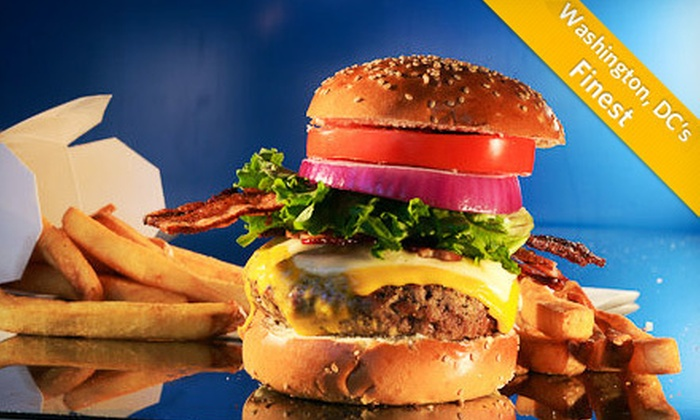 BGR The Burger Joint - Multiple Locations: $7 for a Burger, Drink, and Fries at BGR The Burger Joint ($12.17 Value). Choose from 10 Locations.