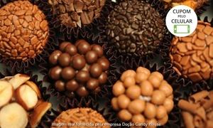 Doção Candy House: Doção Candy House – Enseada do Suá: 50 ou 100 brigadeiros gourmets