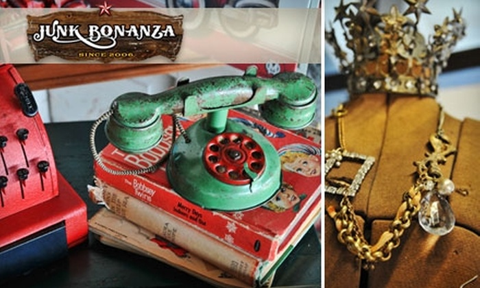 Junk Bonanza - Shakopee: $4 for a One-Day Ticket to Junk Bonanza in Shakopee ($8 Value)