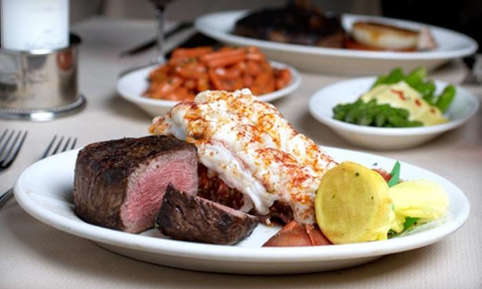 Boulevard Steakhouse - Edmond: $20 for $40 Worth of Steak and Seafood at Boulevard Steakhouse in Edmond
