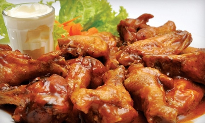 NY Boyz Subz and Wingz - Tempe: $8 for $16 Worth of Classic American Fare at NY Boyz Subz and Wingz in Tempe