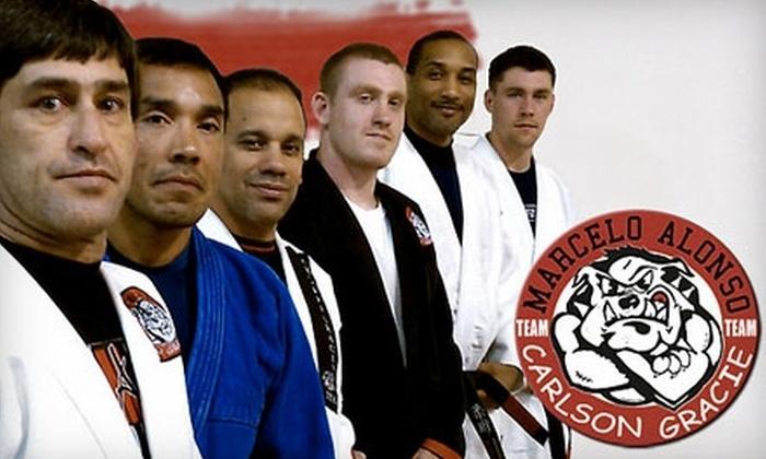 Fife Jiu-Jitsu & Wrestling Club - Fife: $50 for One Month of Unlimited Classes at Fife Jiu-Jitsu & Wrestling Club