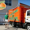 College Hunks Hauling Junk: $150 for Removal of Half of a Truck's Worth of Junk from College Hunks Hauling Junk ($368 Value)