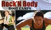 Fitness Revolution Sussex - Sussex: $40 for a Four-Week Boot-Camp Program at Rock'N Body Boot Camps ($199 Value)