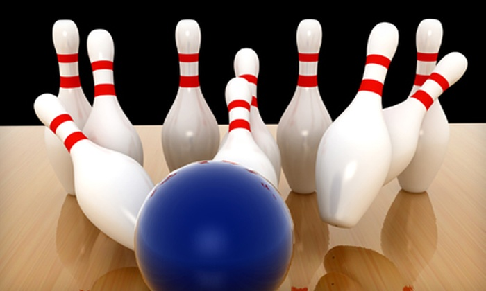 Westbrook Family Bowling Center - Brooklawn: Bowling for Two, Four, or Six at Westbrook Family Bowling Center in Brooklawn