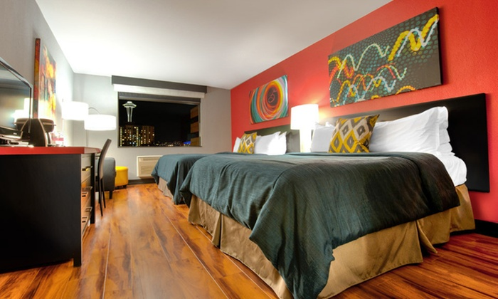 Hotel Five Seattle - Belltown: One-Night Stay at Hotel Five Seattle