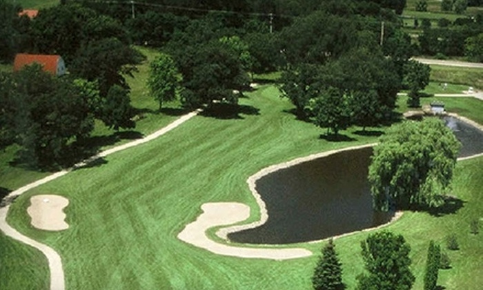 Coachman's Golf Resort‎ - Albion: $49 for 18 Holes of Golf for Two Plus Cart Rental at Coachman's Golf Resort in Edgerton (Up to $92 Value)