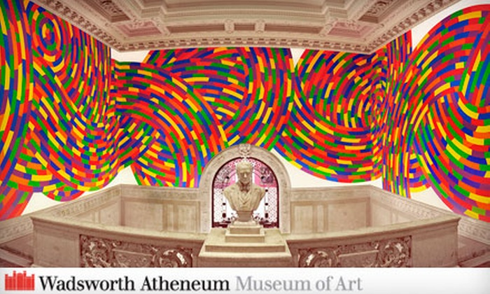 Wadsworth Atheneum Museum of Art - Downtown: $42 for One-Year Art Museum Household-Membership Package, Guest Admission Pass, and Two Film Passes (Up to $84 Value)
