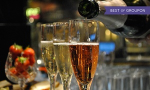 Searcys Champagne Bar: Champagne Tasting Experience with Food Pairing for Two or Four at Searcys Champagne Bar, Three Locations