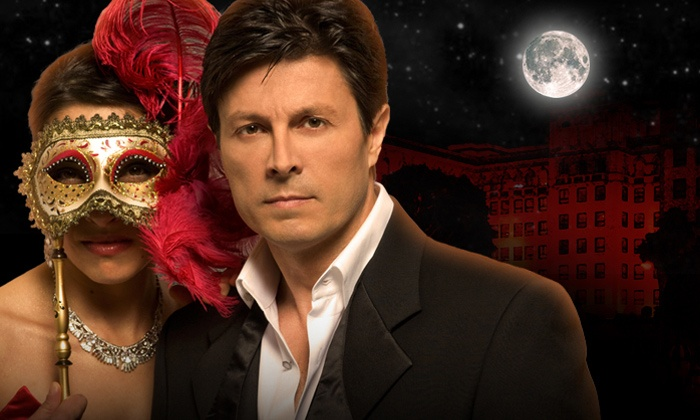 """""""Intimate Illusions"""" - Nob Hill: """"Intimate Illusions"""" at Fairmont Hotel on June 14–15 (Up to $73 Value)"""