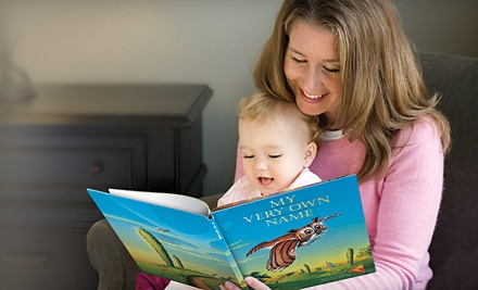 $25 for $50 Worth of Personalized Children's Books and Gifts from I See Me!