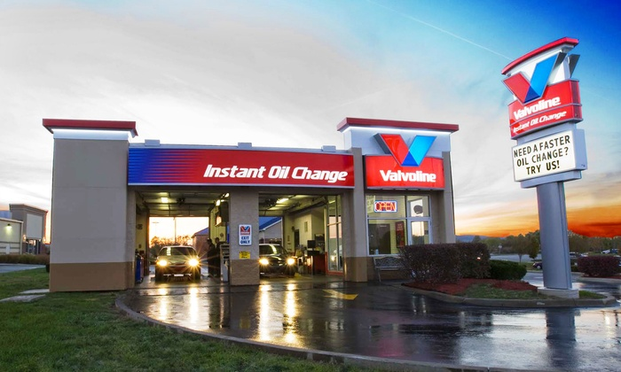 Valvoline Instant Oil Change- Chesterfield - Valvoline Instant Oil Change: Tire Rotation or Oil Change at Valvoline Instant Oil Change (Up to 52% Off). Four Options Available.