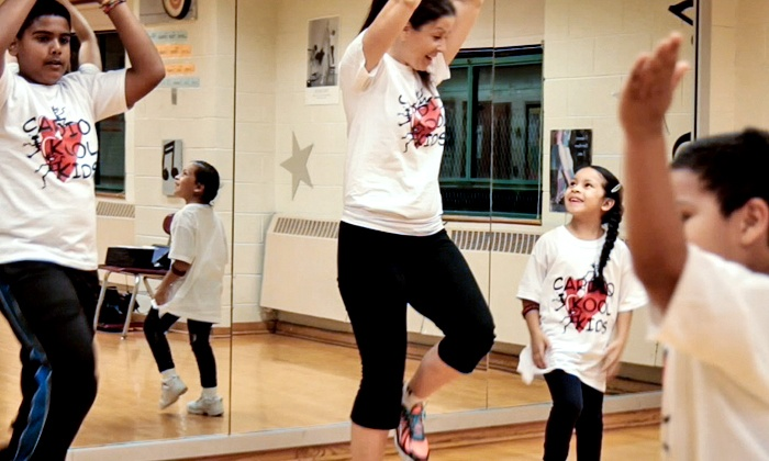 Cardio Kool Kids - Queens: Three or Six Weeks of Fitness Boot Camp for Kids at Cardio Kool Kids (Up to 65% Off)