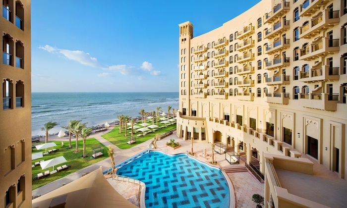 Star Hotels In Ajman