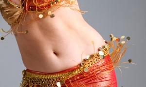 Shimmy Dreams Belly Dance Studio: Four or Eight Belly Dancing Classes at Shimmy Dreams Belly Dance Studio (Up to 65% Off)