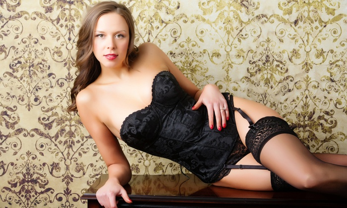 Elusive Art - Kemmetmueller Photography: One- or Three-Outfit Boudoir Photo-Shoot Package from Elusive Art (Up to 90% Off)