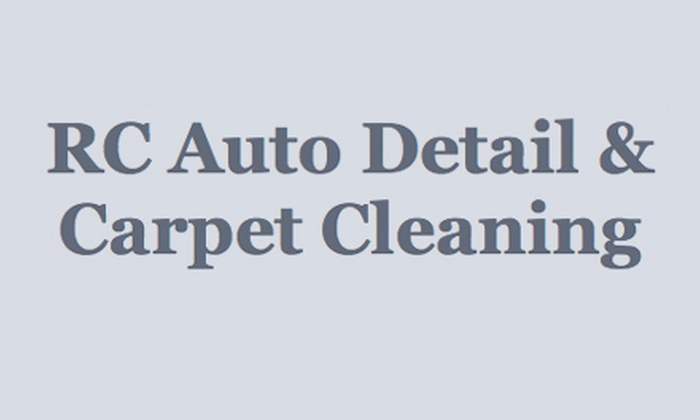 RC Auto Detail and Carpet Cleaning - Greeley: $50 Worth of Floor Cleaning or Car Washes