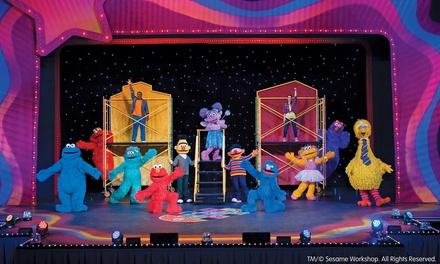 Sesame street live let s dance in new york ny groupon - Sesame street madison square garden ...