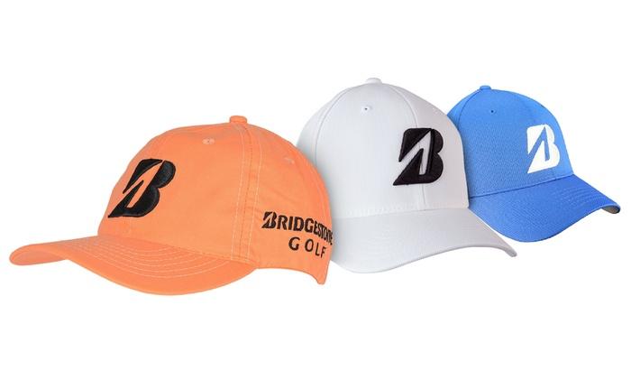 4837f12e Bridgestone Golf Hat | Groupon Goods