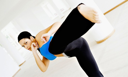 Eight or 16 Fitness Classes at MMAXOUT Fitness (Up to 77% Off)