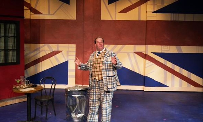 "One Man, Two Guvnors - Vintage Theatre: ""One Man, Two Guvnors"" on February 26–March 26"
