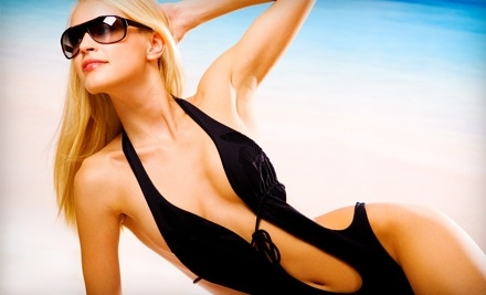 Bronze Tan: 10 Tanning-Bed Sessions - Bronze Tan in St. Louis