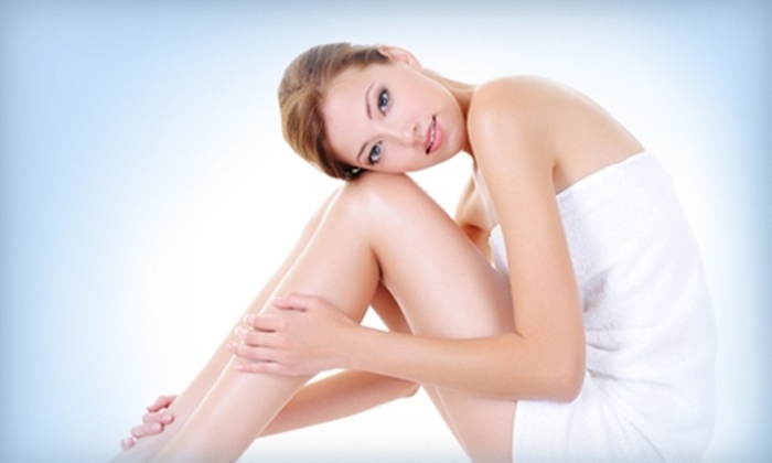 Ageless Advantages - Rockville: $115 for 3 Laser Hair-Removal Treatments at Ageless Advantages in Rockville