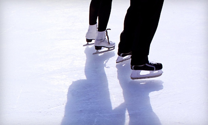 Iceoplex - Canonsburg: Public Skate Sessions or Fitness Classes at Iceoplex in Canonsburg