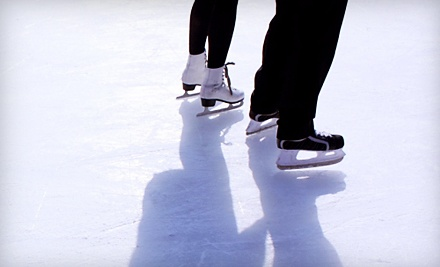 2 Public Skate Sessions and Skate Rental (a $20 Value) - Iceoplex in Canonsburg