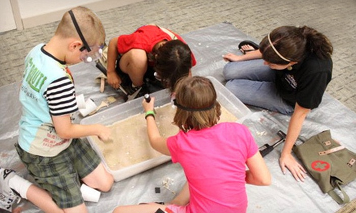 Museum of World Treasures - Old Town: Children's Summer Adventure Camp for Member or Nonmember at the Museum of World Treasures (Up to 54% Off)