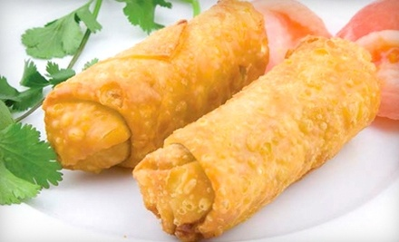 $25 Groupon to Lee Asian Bistro - Lee Asian Bistro in Madison