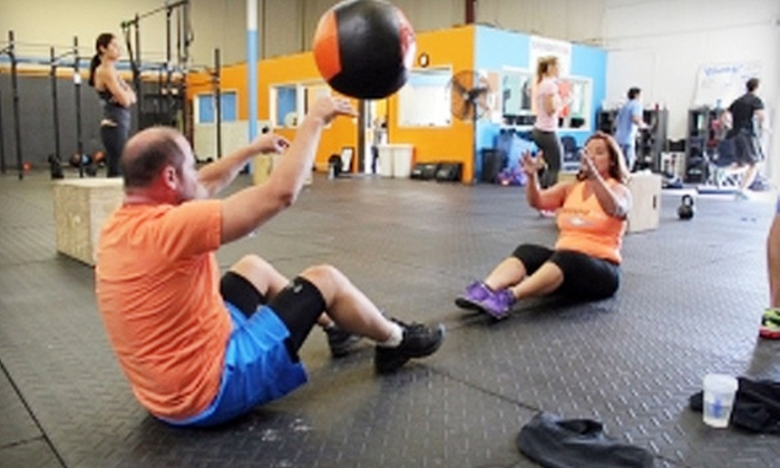 Crossfit Vibe - Costa Mesa: 6 CrossFit Fundamentals Classes with Option for 10 or 20 CrossFit Classes at CrossFit Vibe (Up to 85% Off)