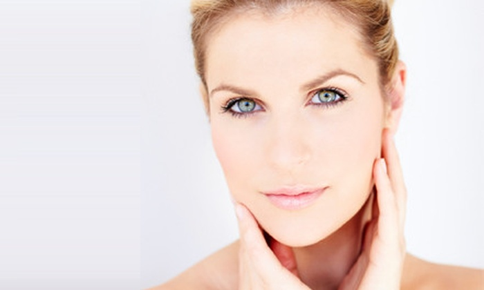 The Vanity Center - Dunwoody: One, Two, or Four Anti-Aging Vanity Facials at The Vanity Center in Dunwoody (Up to 80% Off)