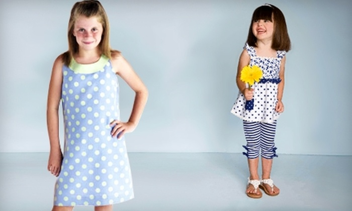 Ruffles N' Britches - Mid City South: $15 for $30 Worth of Children's Clothing and Accessories at Ruffles'N Britches
