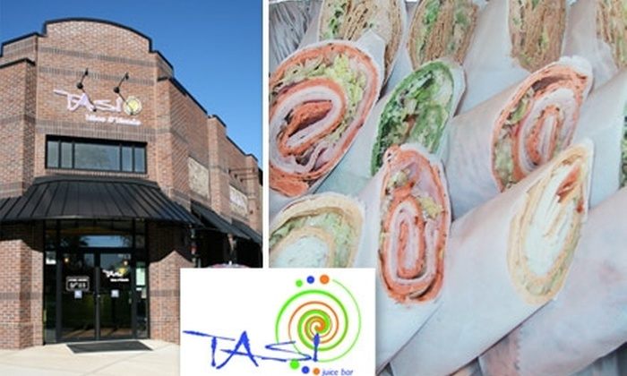 Tasi Juice Bar - Downtown Royal Oak: $5 for $12 Worth of Smoothies and Snacks at Tasi Juice Bar