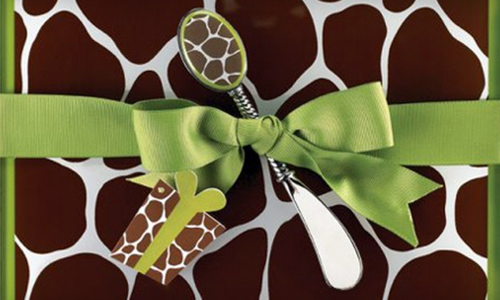 Sassy Safari - Parkhill: Women's and Children's Apparel, Accessories, and Gifts at Sassy Safari (Half Off). Two Options Available.