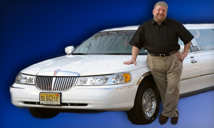 Big Man On The Move Limousine Company LLC - Marlton: One-Way or Roundtrip Airport Transportation from Big Man on the Move Limousine Company LLC (Up to 65% Off)
