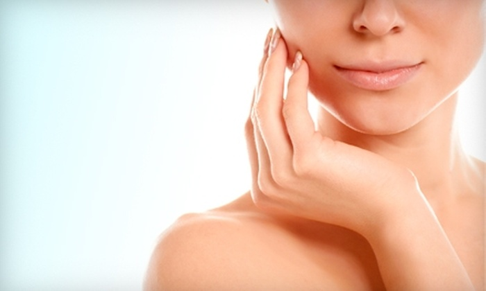 The Dermatology Laser and Vein Center of Cincinnati - Cincinnati: $45 for a Glycolic Peel from Dr. Shalini Gupta at The Dermatology, Laser and Vein Center of Cincinnati ($95 Value)