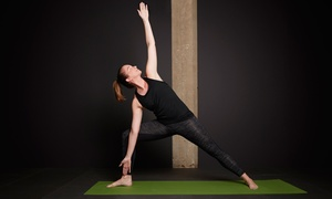 Bikram Yoga Falls Church: 5 or 10 Drop-In Bikram Yoga Classes or a Month of Unlimited Classes at Bikram Yoga Falls Church (Up to 67% Off)