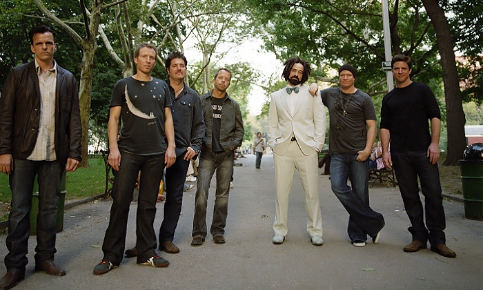 Counting Crows - Family Circle Tennis Center: Counting Crows: Somewhere Under Wonderland Tour at Family Circle Tennis Center on August 5 (Up to 30% Off)
