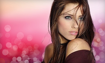 $120 Groupon to Prima Hair and Day Spa - Prima Hair and Day Spa in McLean