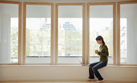 Fleming's Home Services: 25-Pane Interior and Exterior Window Cleaning - Fleming's Home Services in