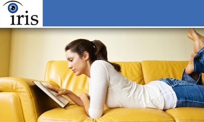 Iris Reading - Washington DC: Read Faster with a $60 Iris Speed-Reading Class ($200 Value)