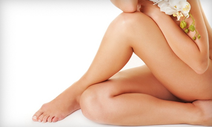 Body Tonic - Austin: $99 for Two Laser Spider-Vein-Removal Treatments at Body Tonic Spa + Salon (Up to $400 Value)