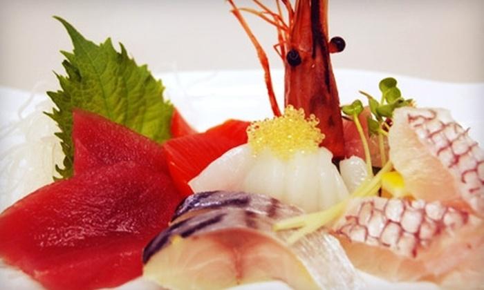 Kai Sushi Bar - Fairview: $10 for $20 Worth of Asian Fare and Drinks at Kai Sushi Bar