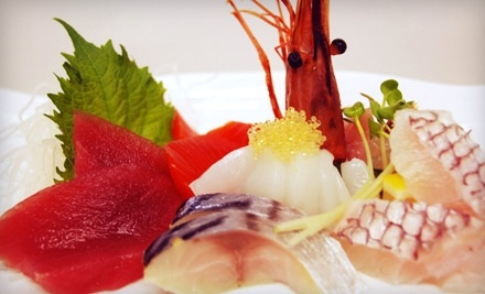 $20 Groupon to Kai Sushi Bar - Kai Sushi Bar in Vancouver